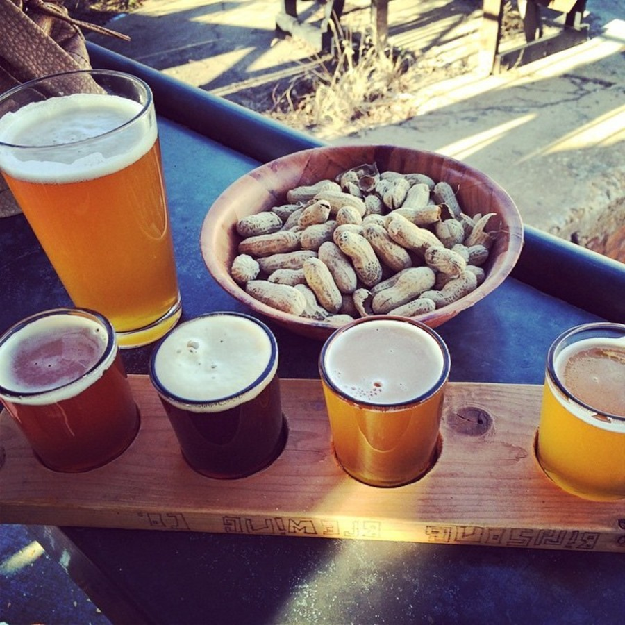 Binge on Birdsong Beers at Birdsong Brewing Co.