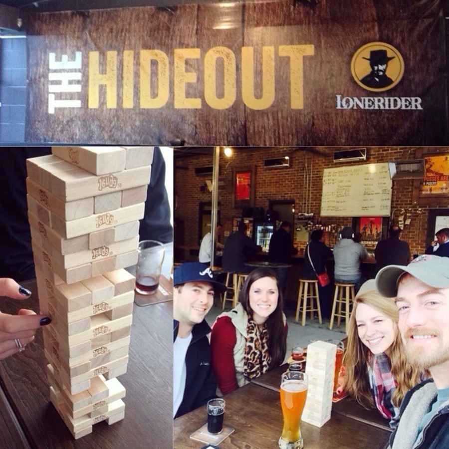 "Lindy  Justice's photo of Head West and Discover ""The Hideout"""