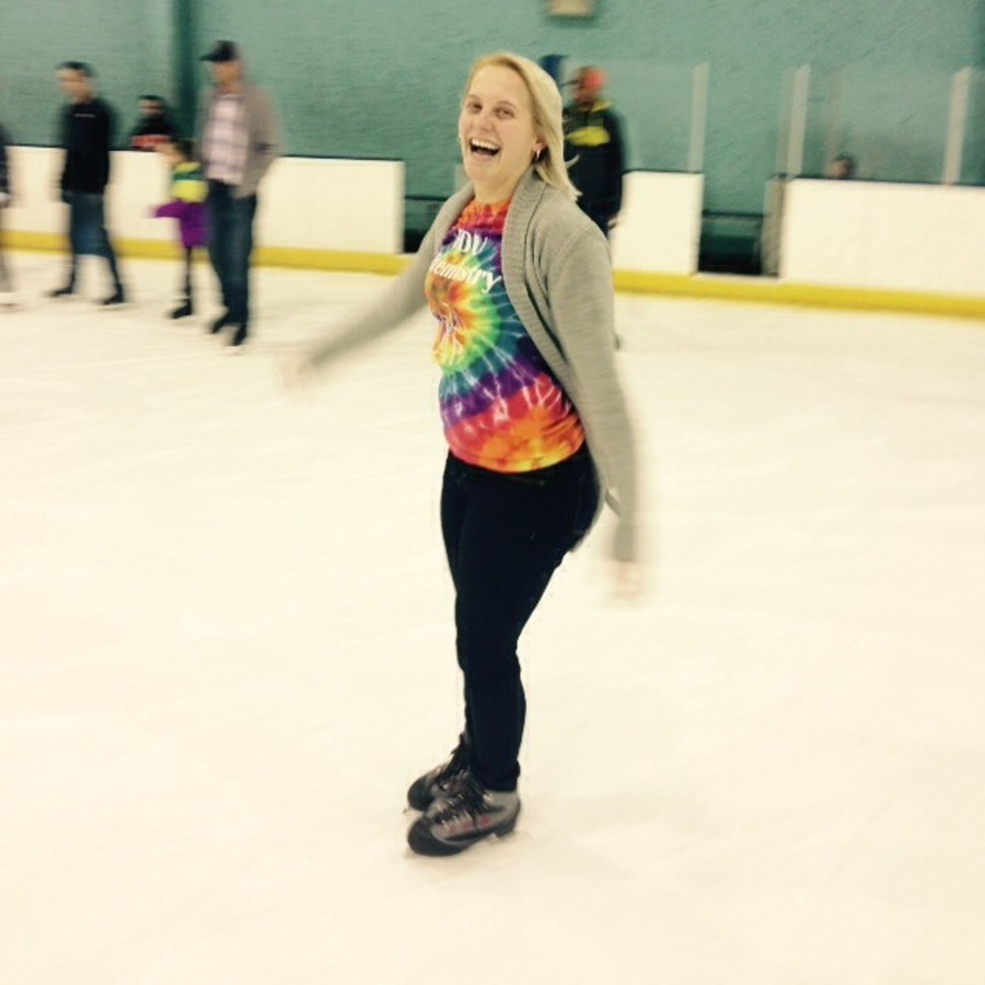 Tess Loughran's photo of Hit the Ice at the IcePlex