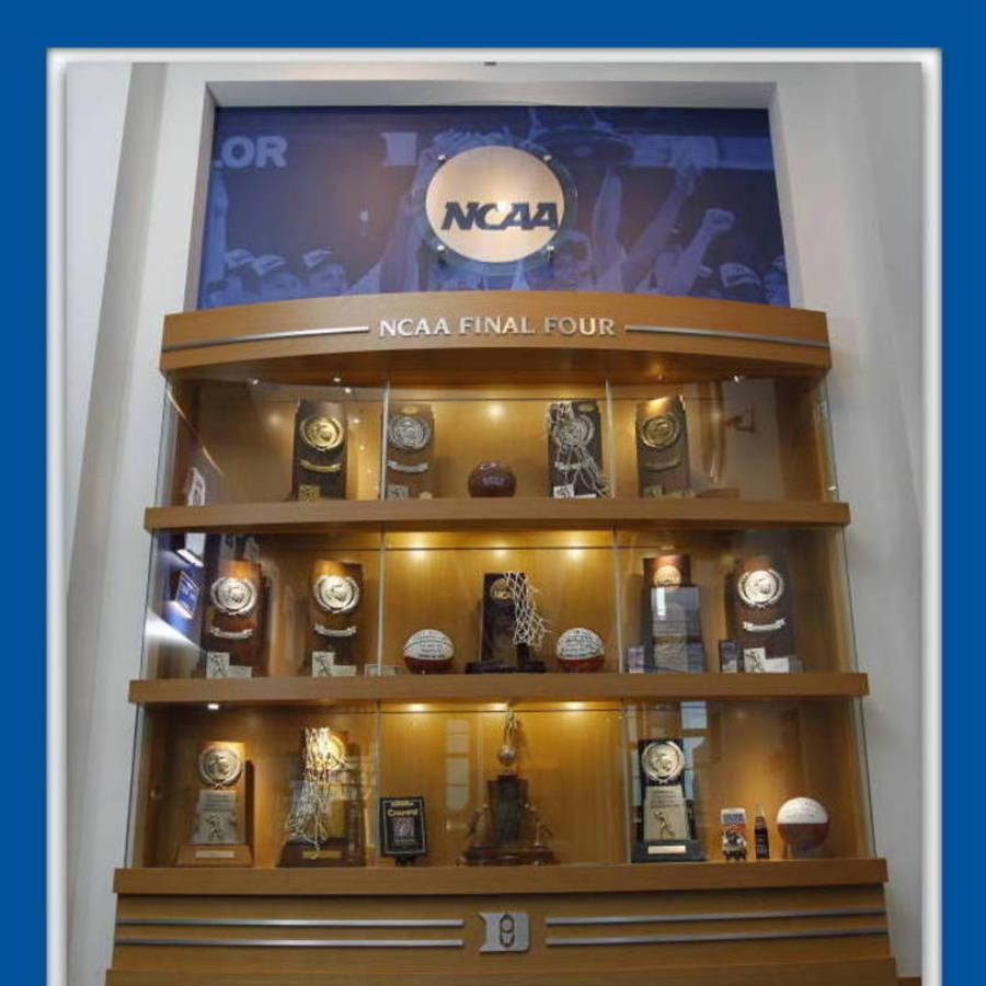 Matthew Clark's photo of Experience the Fandom at Duke Basketball Museum