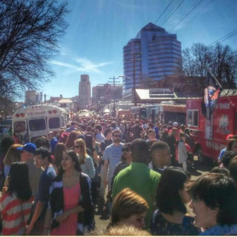 Matthew Clark's photo of Eat Up at the Durham Food Truck Rodeo