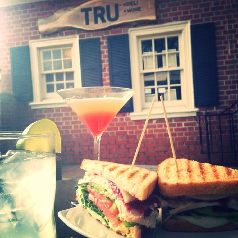 Amy Wilson's photo of Treat Yourself to Gourmet Sandwiches and Libations