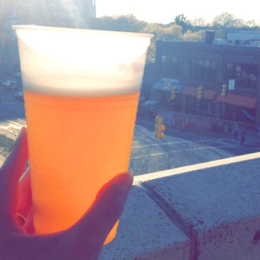 Lili Cristina's photo of Sip Some Blueberry Wheat Bliss at TOPO