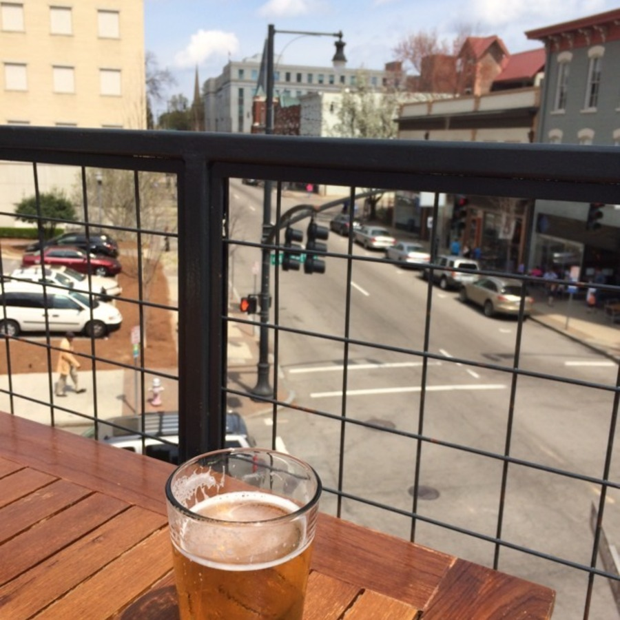 Kendall Del Rio's photo of Have Drinks on Raleigh Times Patio