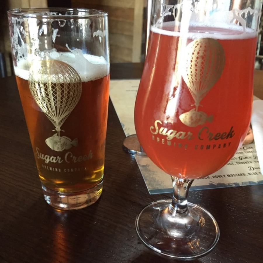 Danielle Jessen Howell's photo of Discover the Sugar Creek Brewery