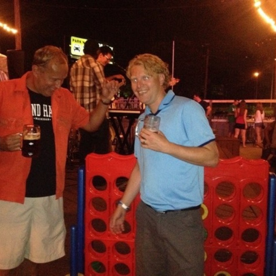 Shanon Carter's photo of All Fun, Games and Beers at VBGB