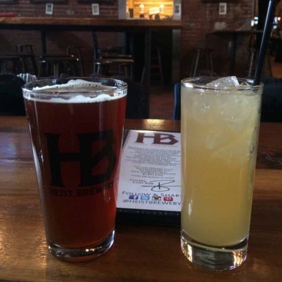 Shanon Carter's photo of Tapas & Tasty Beer at Heist Brewery