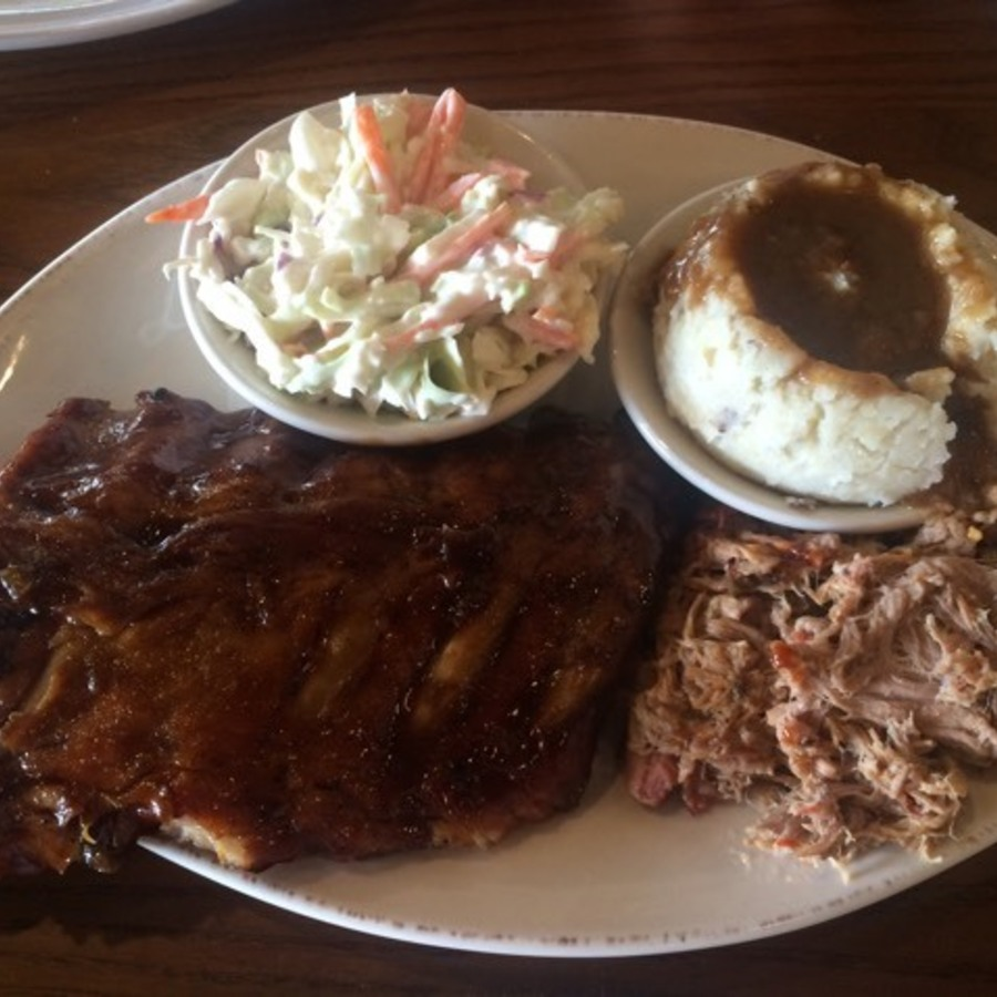 Eva Kelly's photo of Savor Authentic BBQ and More at The Pit