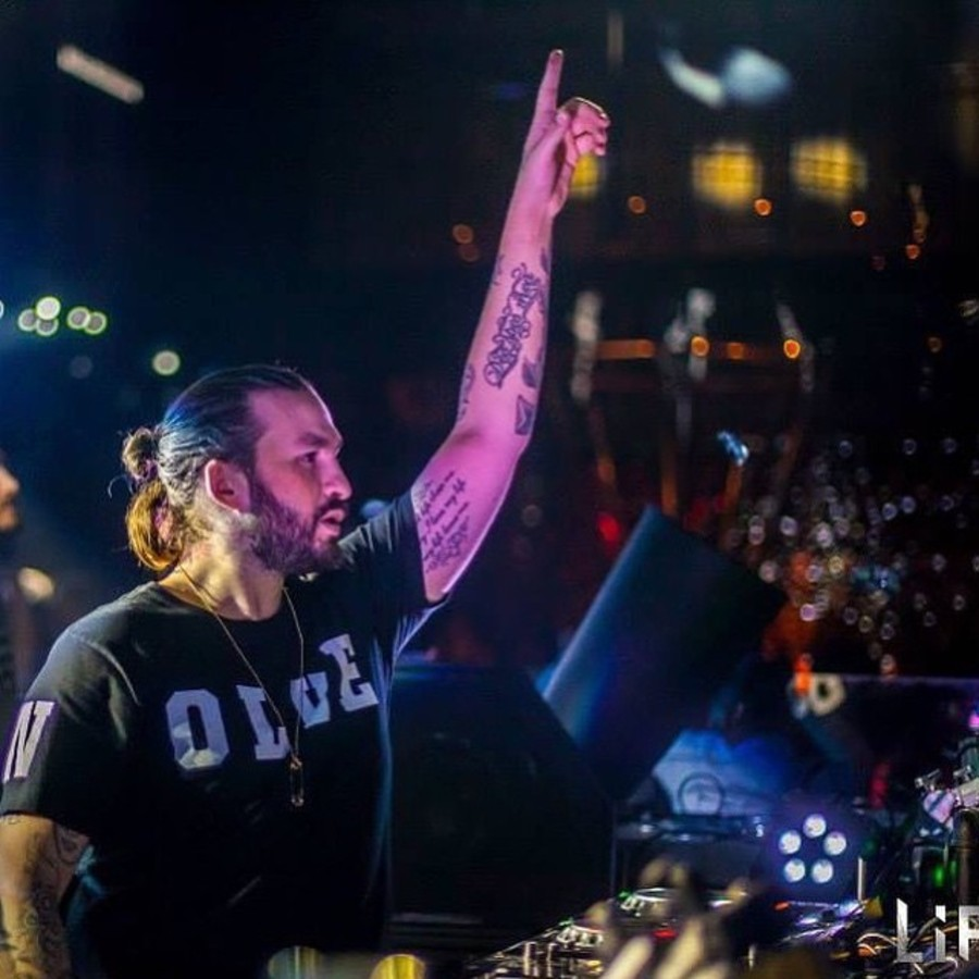 Raise Up on Rooftop 210 with Steve Angello Rooftop 210