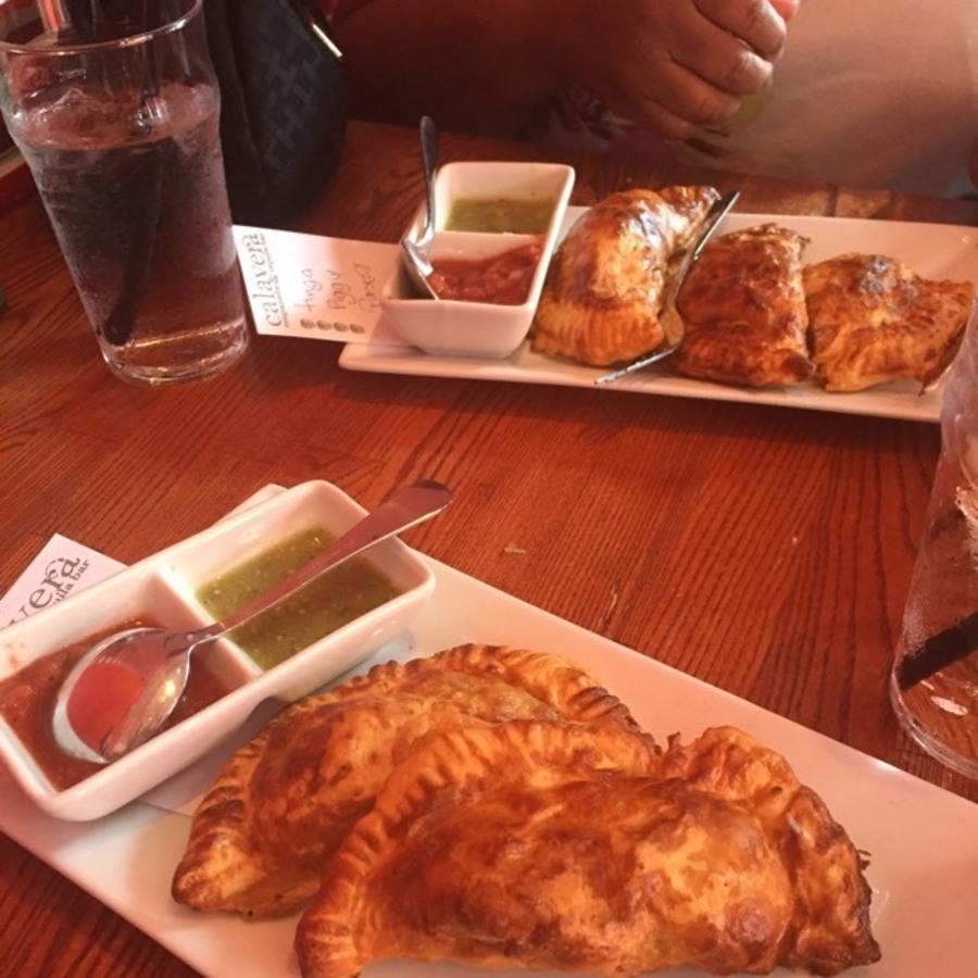 Tamsin W's photo of NOW OPEN: Calavera Empanada & Tequila Bar