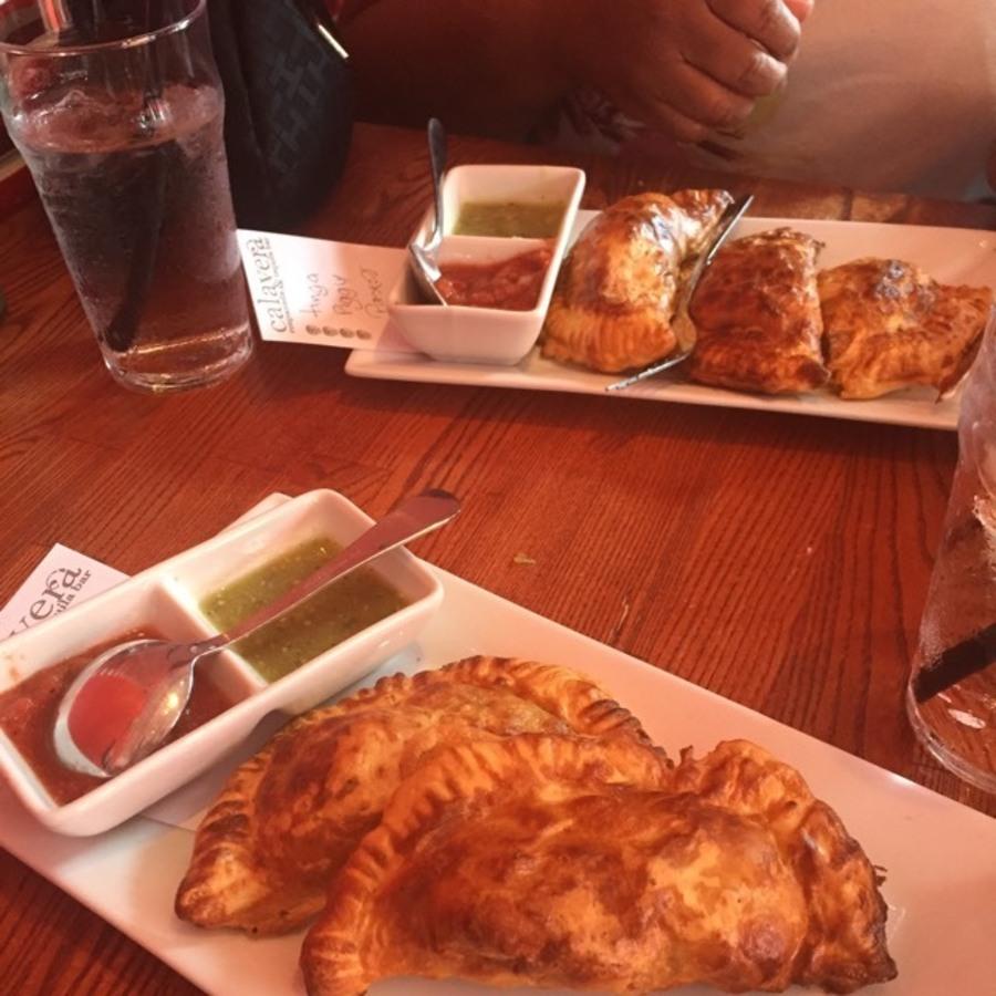 Tamsin W's photo of NOW OPEN: Calavera Empanada & Tequila Bar