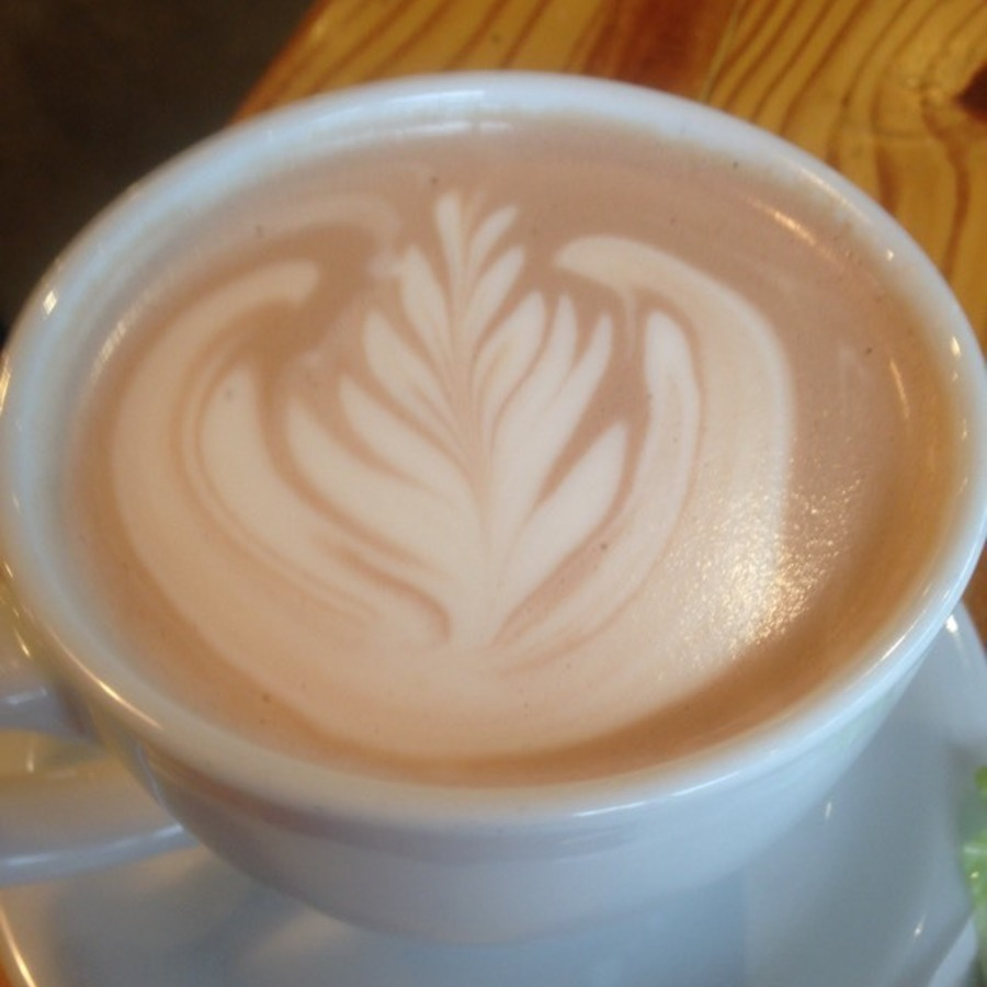 Erin Hutchison's photo of Cup Your Hands Around Any Warm Drink, Not Just Coffee!