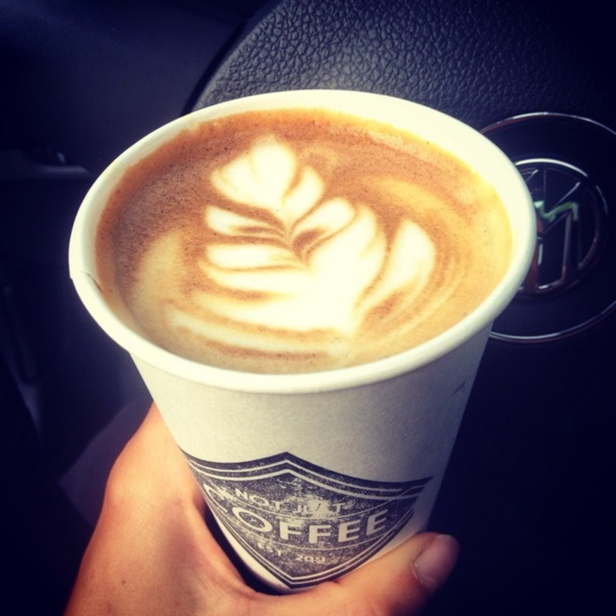 Kimberly Markowski's photo of Cup Your Hands Around Any Warm Drink, Not Just Coffee!