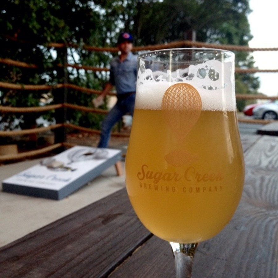 Kimberly Markowski's photo of Discover the Sugar Creek Brewery