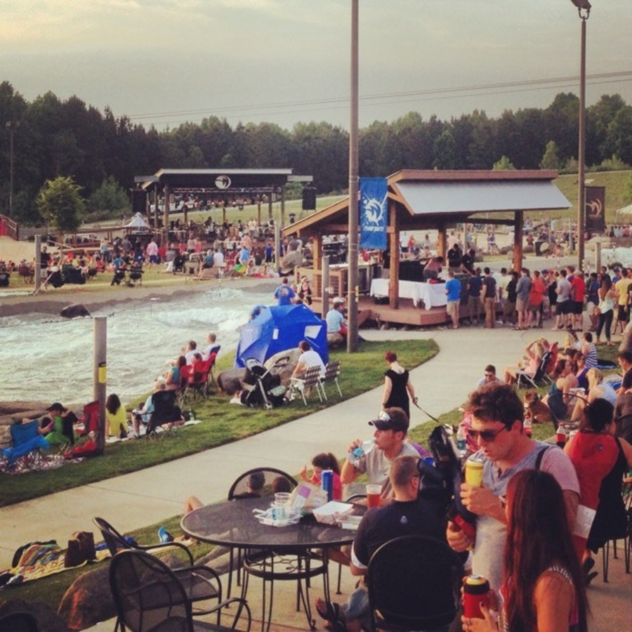 Kimberly Markowski's photo of Pick Your Passion at the US National Whitewater Center