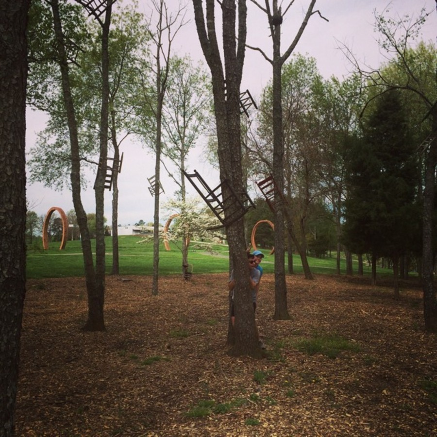 Laura Webb's photo of Visit the NC Museum of Art Park