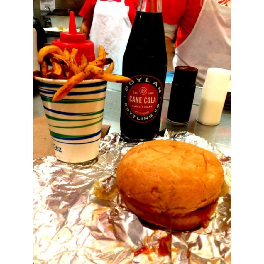 Hannah Leigh's photo of Fall In Love with the Only Burger