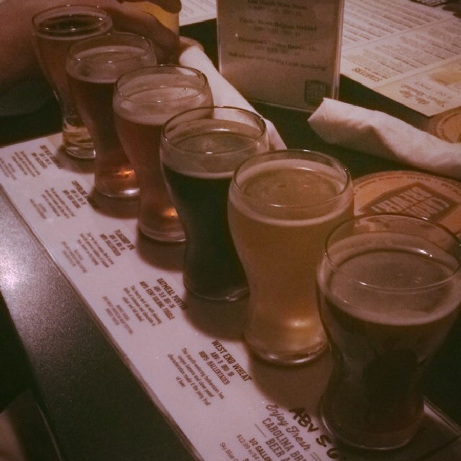 Julie McGinnis's photo of Sip on Chapel Hill's Finest Brews at Carolina Brewery