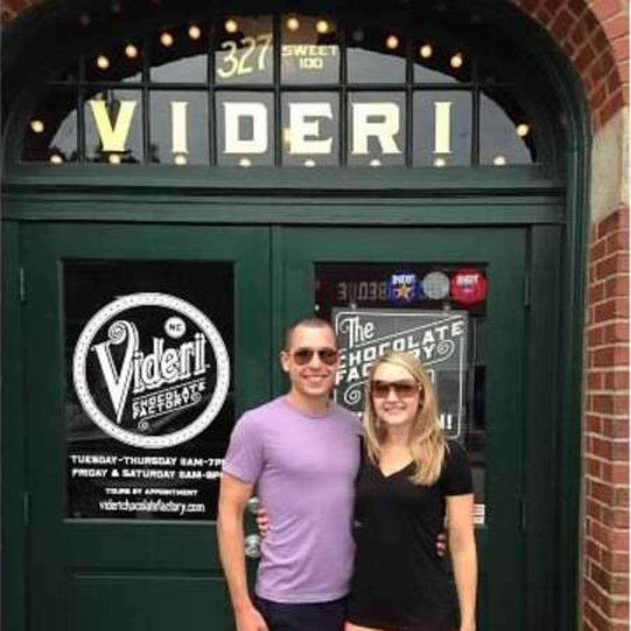 Ashley Brackett's photo of Explore the Videri Chocolate Factory