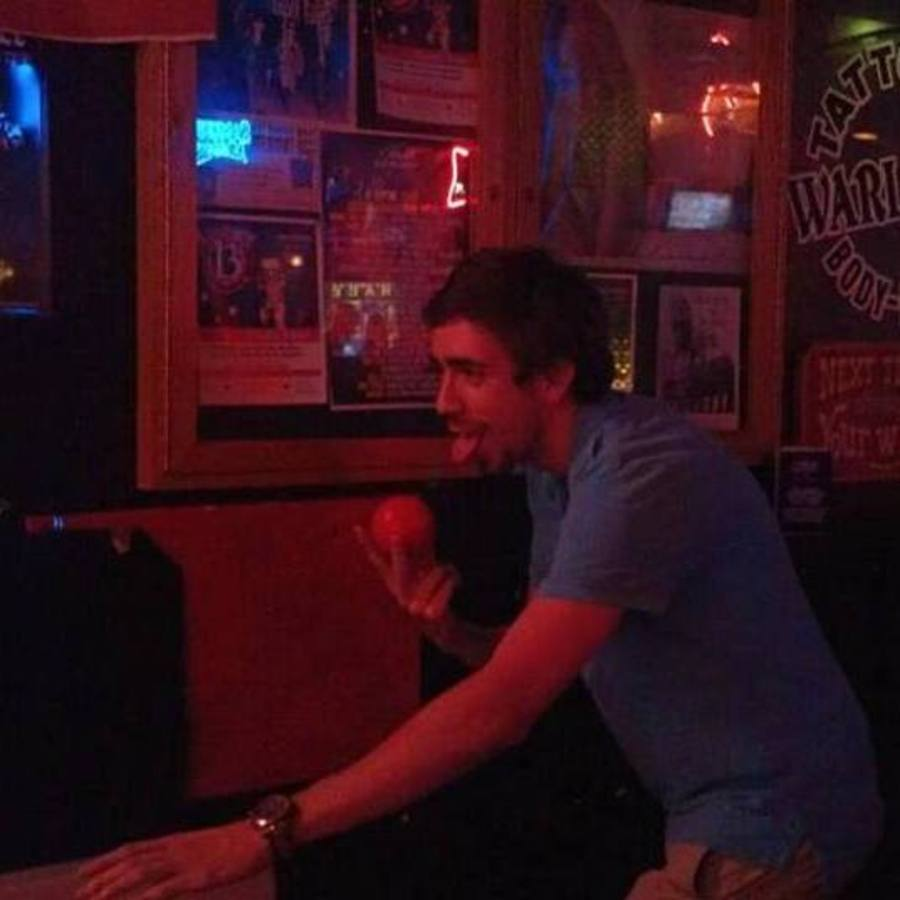Sam Koballa's photo of Play Skeeball at Lucky B's
