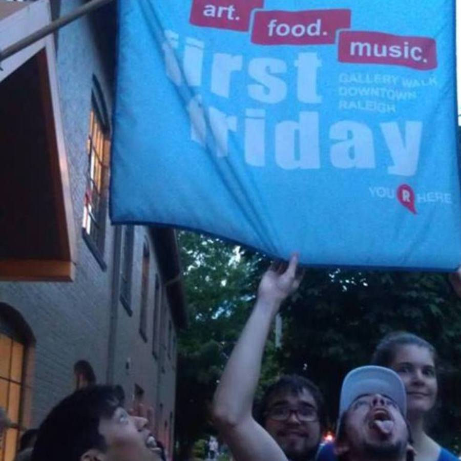Sam Koballa's photo of Check Out First Friday