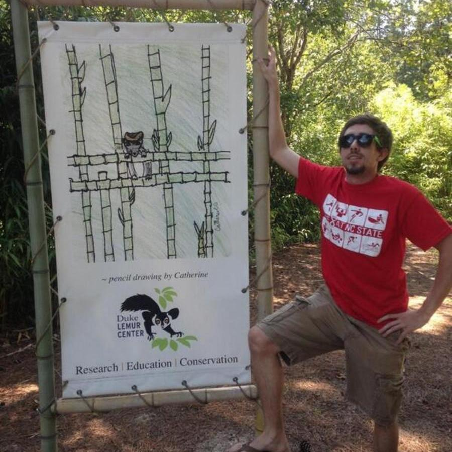 Sam Koballa's photo of Tour Duke Lemur Center & Ponder Animal Antiquities