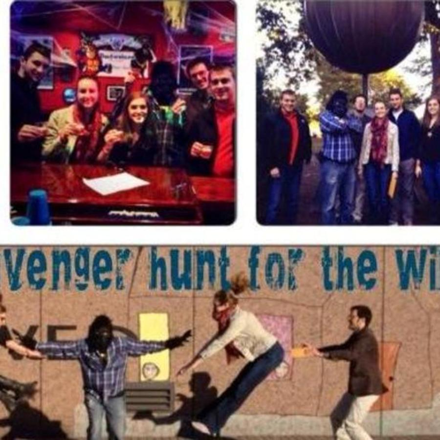 Kate Jansen's photo of Solve the Great Raleigh Mystery - Bar Crawl