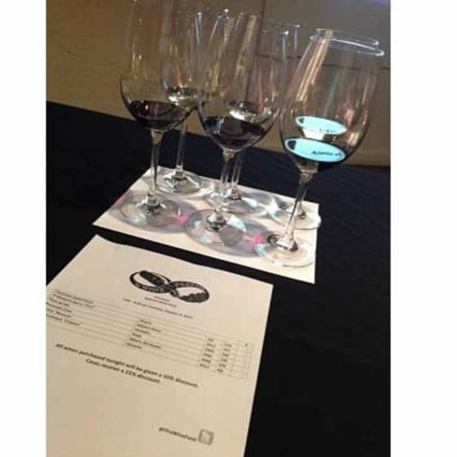 Ashley Brackett's photo of Take a Wine Class at The Wine Feed