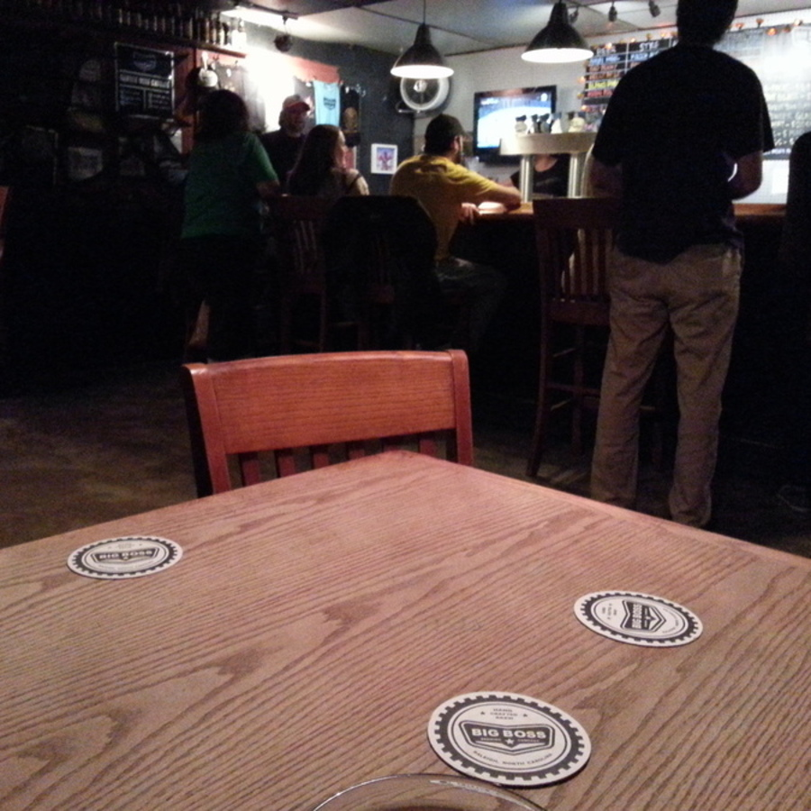 Alicia Midland's photo of Drink Cask Ales at Big Boss