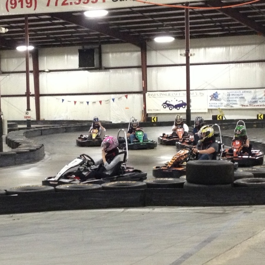 Alicia Midland's photo of Rev Your Engine at Rush Hour Karting