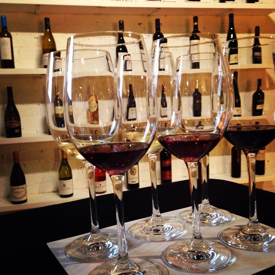 David Brower's photo of Take a Wine Class at The Wine Feed
