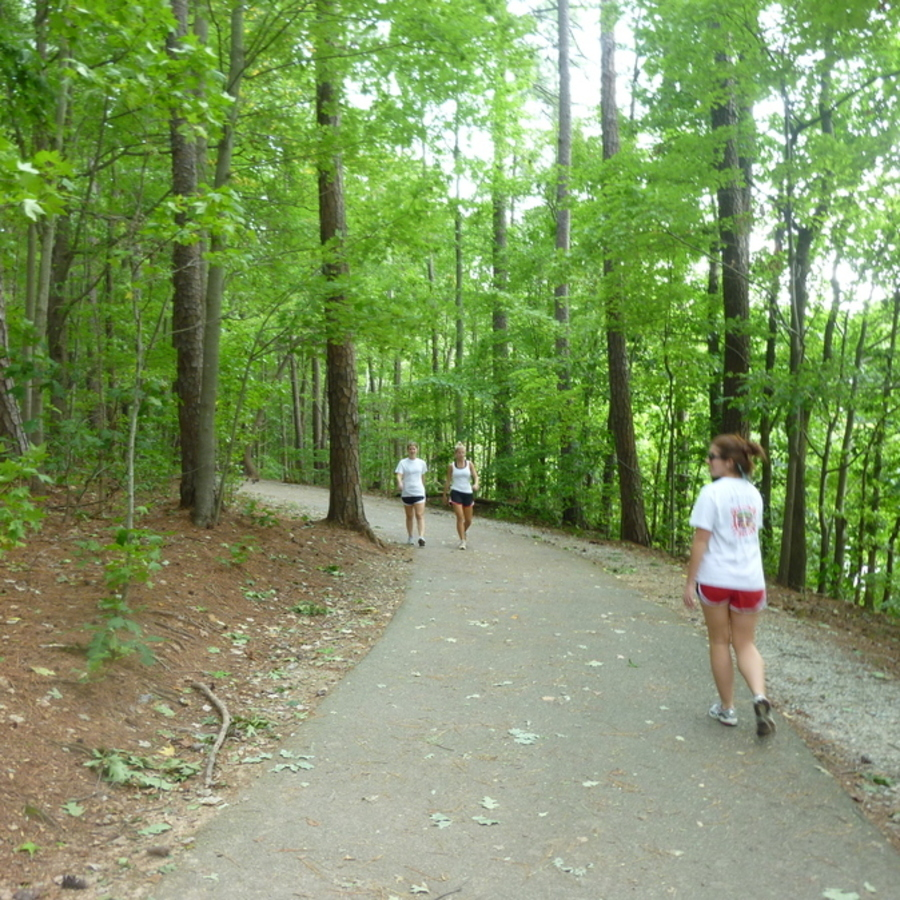 Liz Meyers's photo of Explore Lake Johnson Park