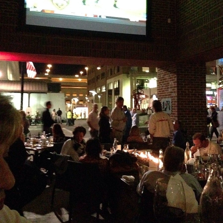 Liz Meyers's photo of Fireside Dining in the Heart of Downtown