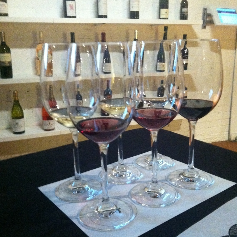 Brittany Brower's photo of Take a Wine Class at The Wine Feed