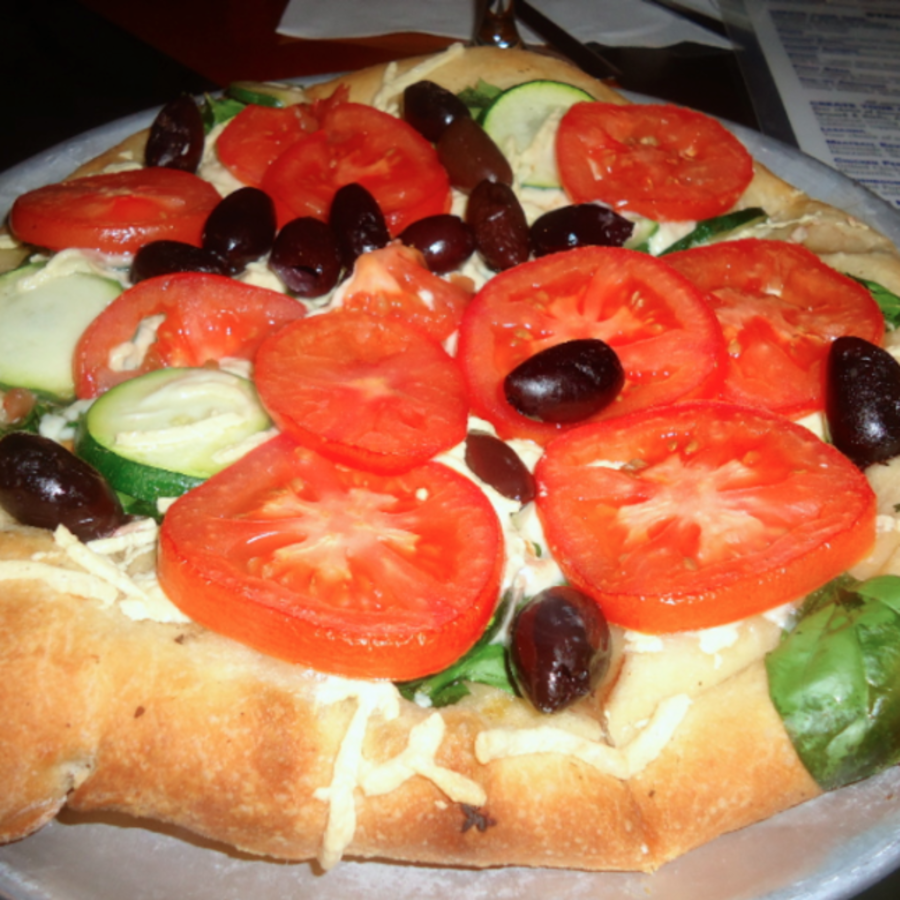 Kristen Baughman's photo of Try a Pie at Lilly's Pizza