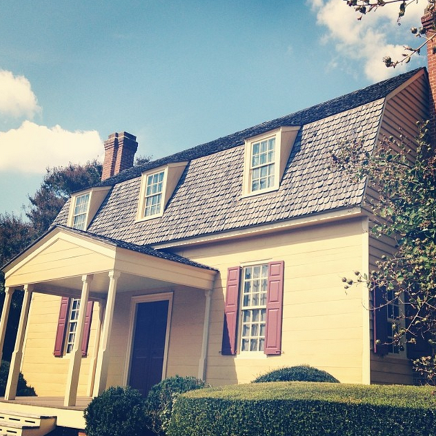 Tour the Joel Lane House at Joel Lane Museum House Inc