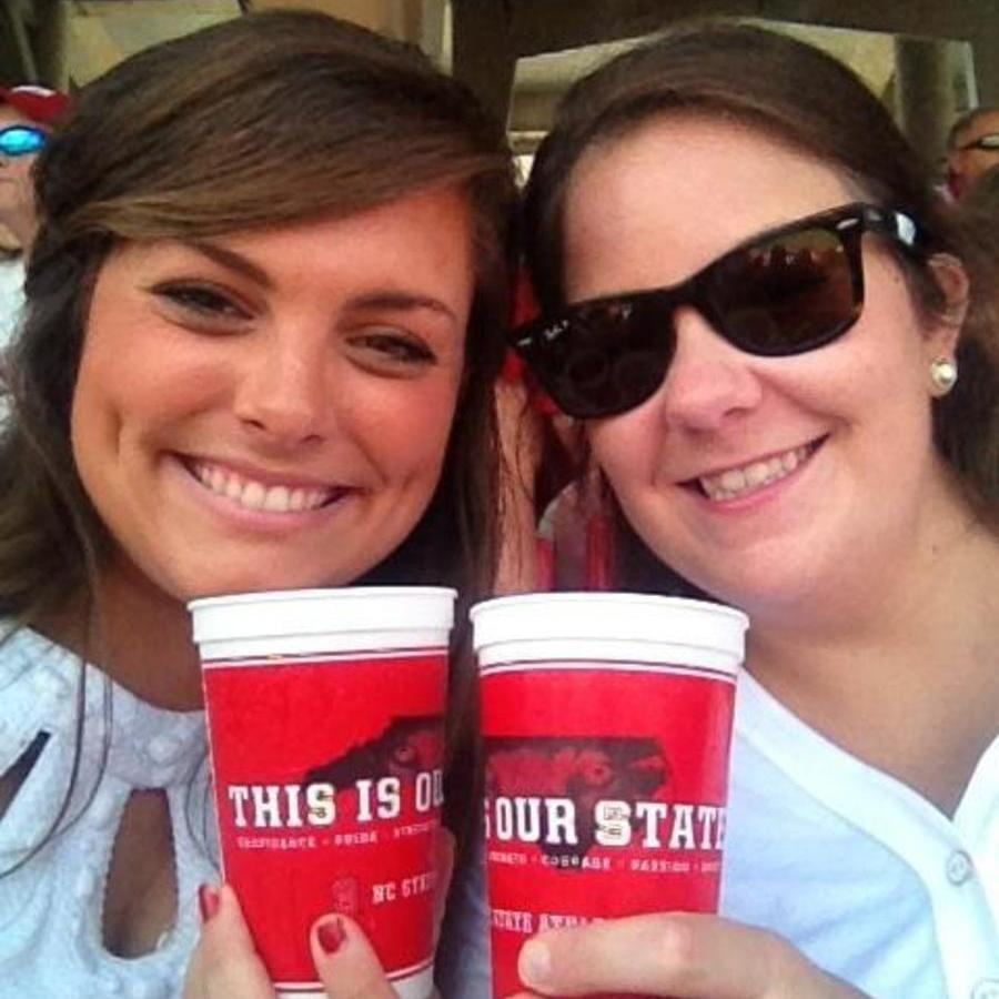 Erika Elaine Glander's photo of Go to an NC State Football Game