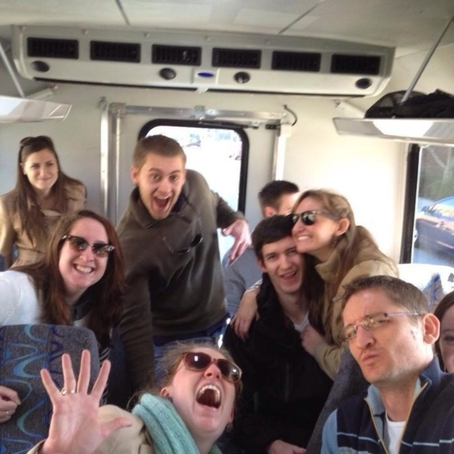Stephanie Shaner's photo of Tour Durham's Breweries on a Bus