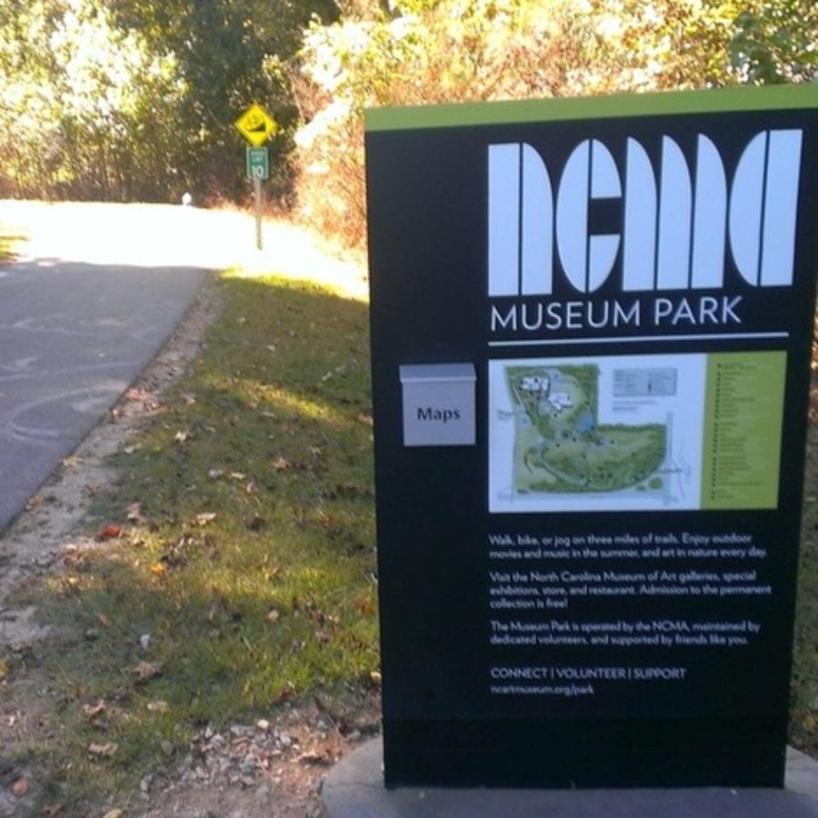 Jason Hibbets's photo of Bike the Greenway at NC Art Museum