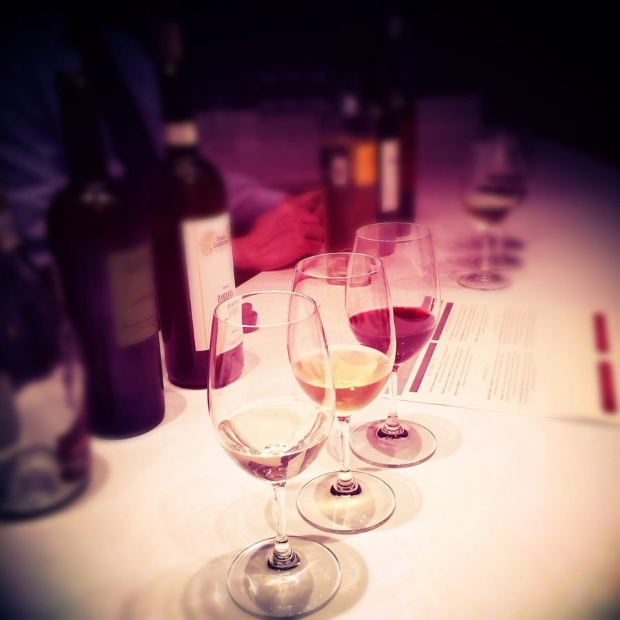 Stephanie Shaner's photo of Take a Wine Class at The Wine Feed