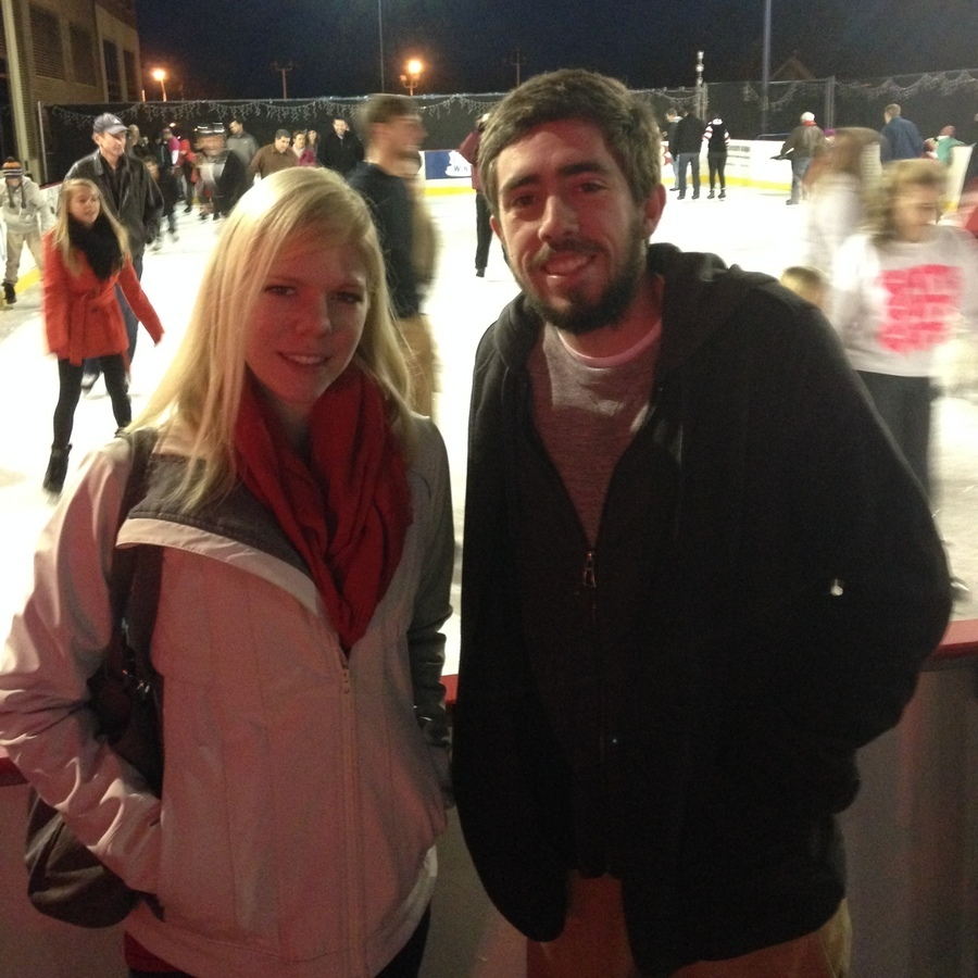 Corinne Nilsen's photo of Skate at the Ipreo Raleigh Winterfest Ice Rink