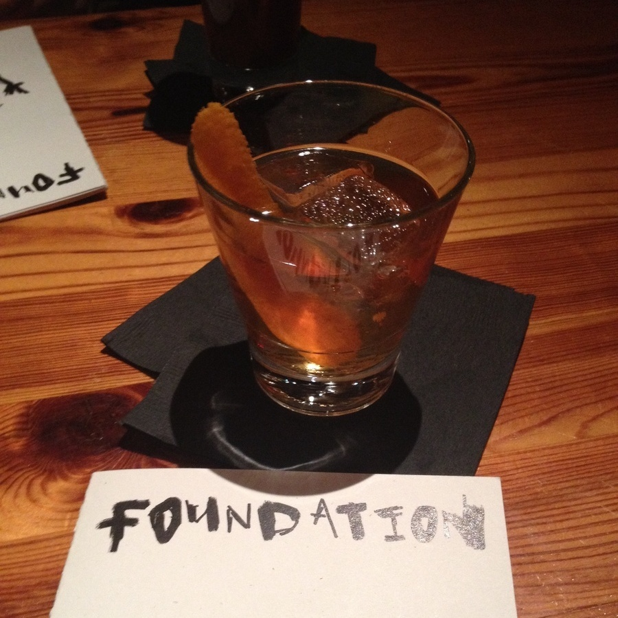 Alicia Midland's photo of Enjoy a Honey Old Fashioned at The Foundation