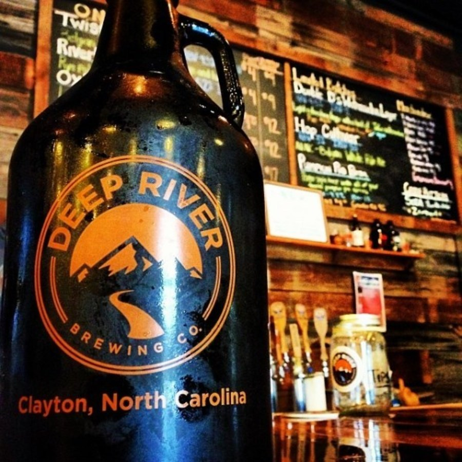 Have a Southern Brew at Deep River Brewing Deep River Brewing Company