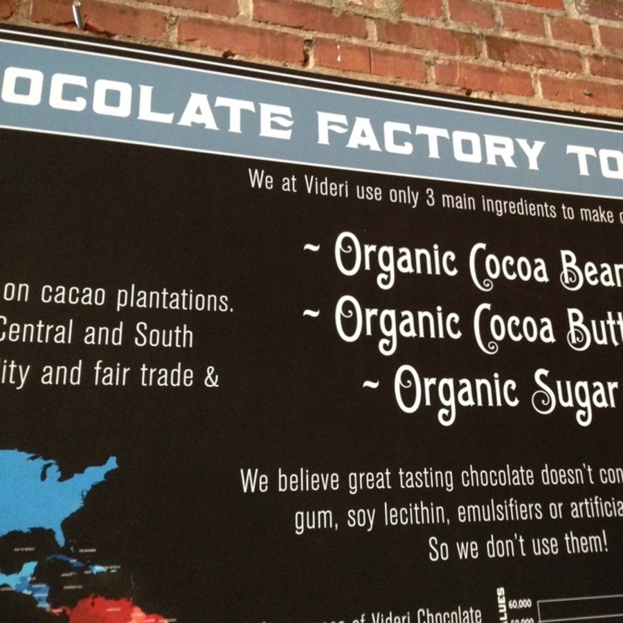 Heather Ford's photo of Explore the Videri Chocolate Factory