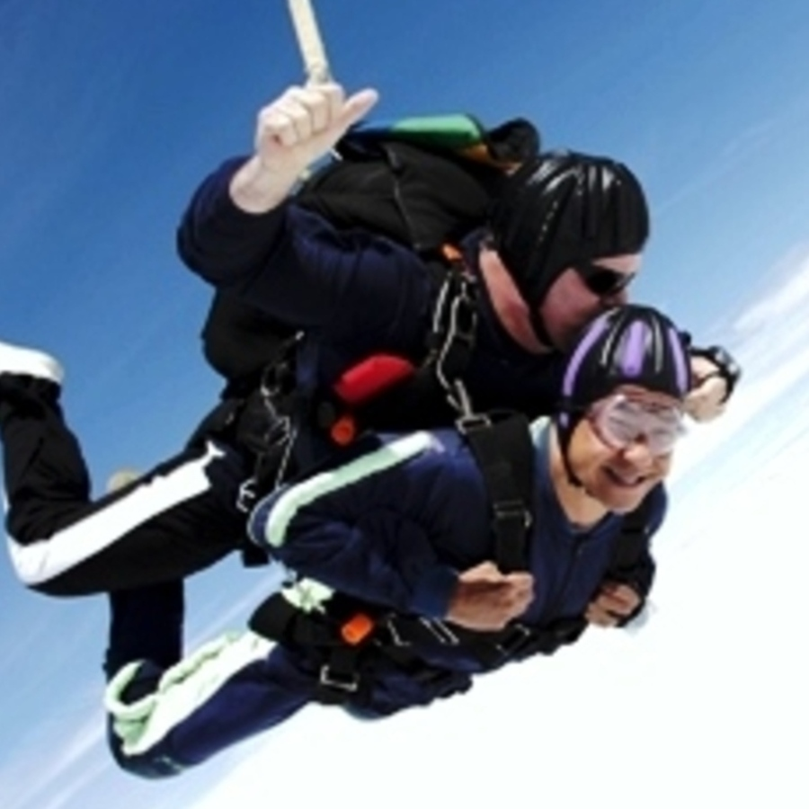 Ron Wen's photo of Jump Out of a Plane at Triangle Skydiving Center