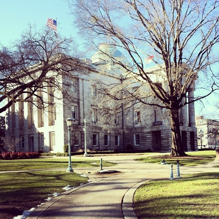 Experience History: Tour the NC State Capitol Building at North Carolina State Capitol