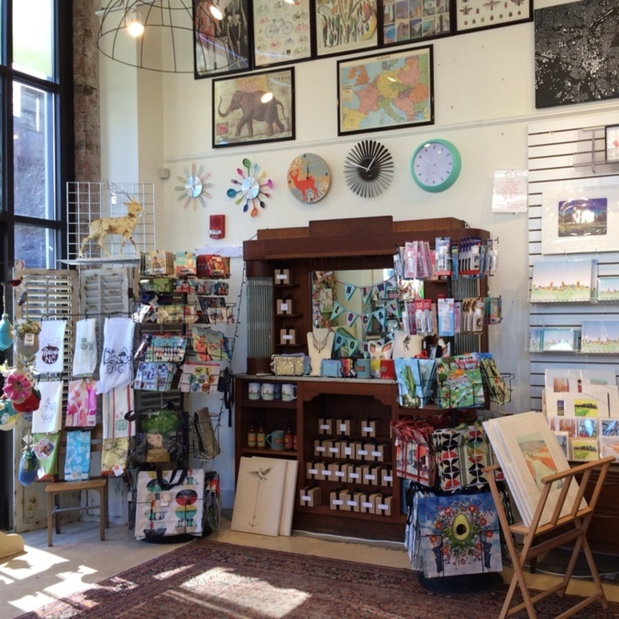 Erika Elaine Glander's photo of Shop for a Unique Gift at Deco