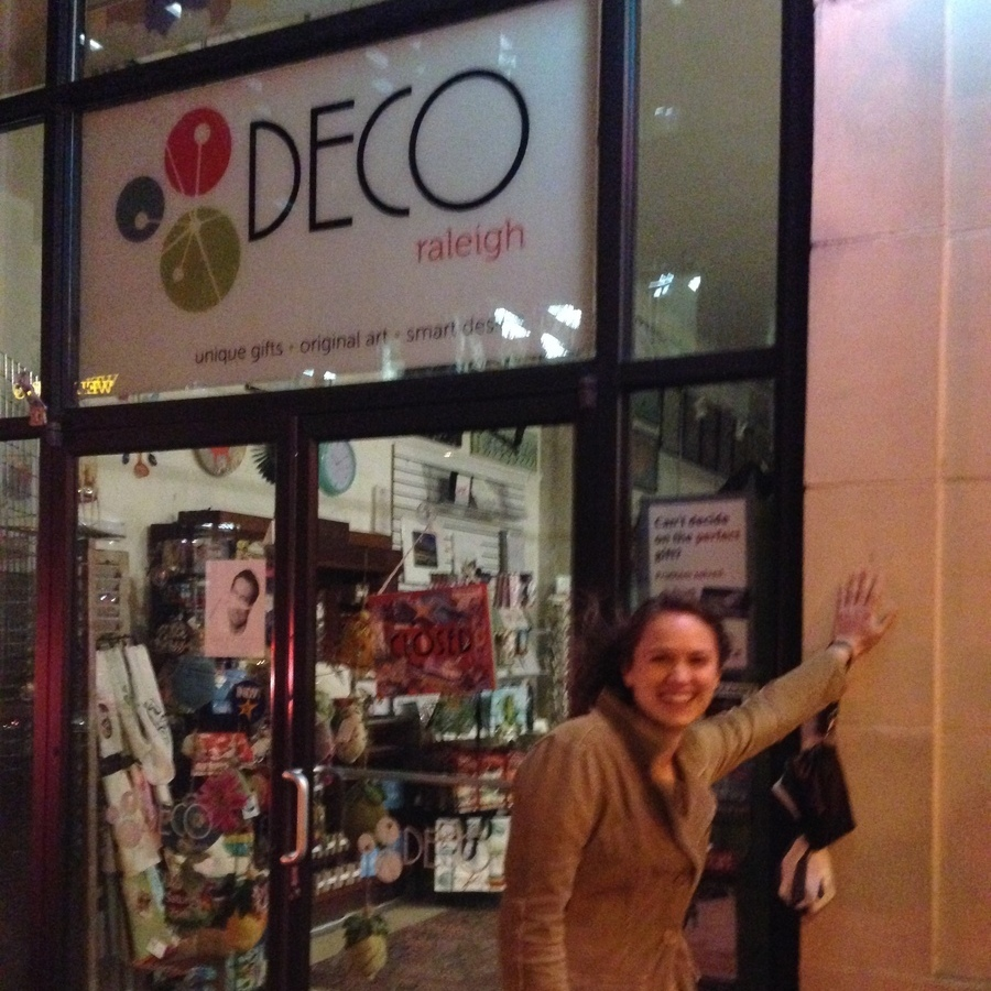 Heather Ford's photo of Shop for a Unique Gift at Deco