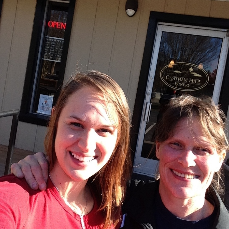 Heather Ford's photo of Tour & Taste at Chatham Hill Winery