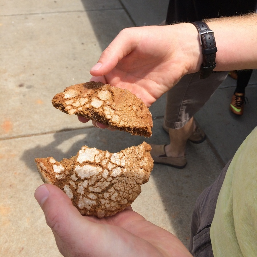 Laura Seitz's photo of Snag Something Tasty at the Farmers Market